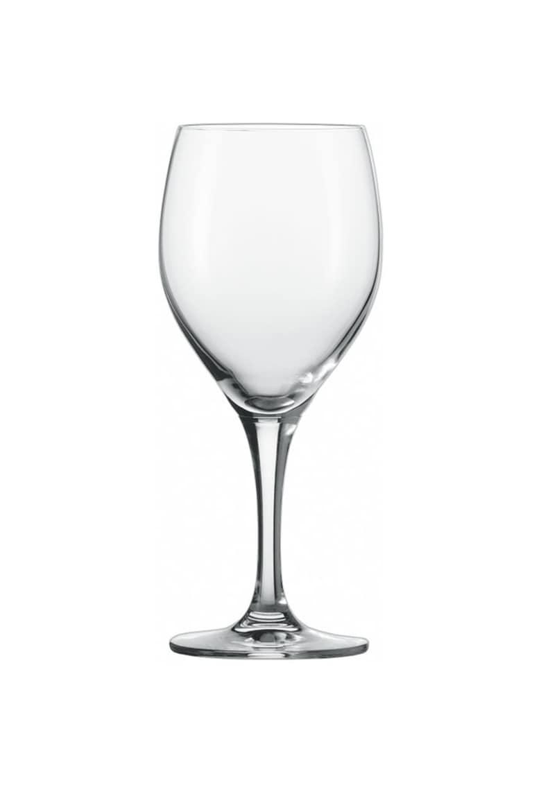6 pahare vin rosu 420 ml-Mondial din cristal imagine fashiondays.ro 2021