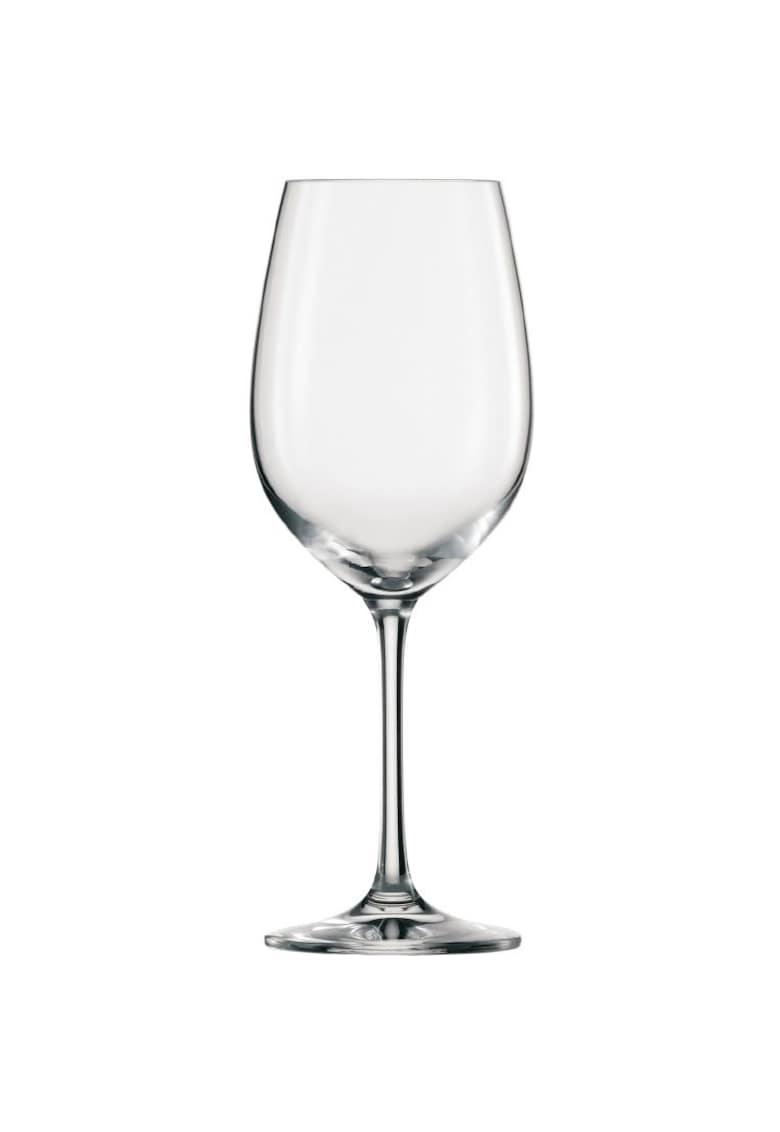 Set 6 pahare vin alb 349 ml - Ivento din cristal imagine fashiondays.ro 2021