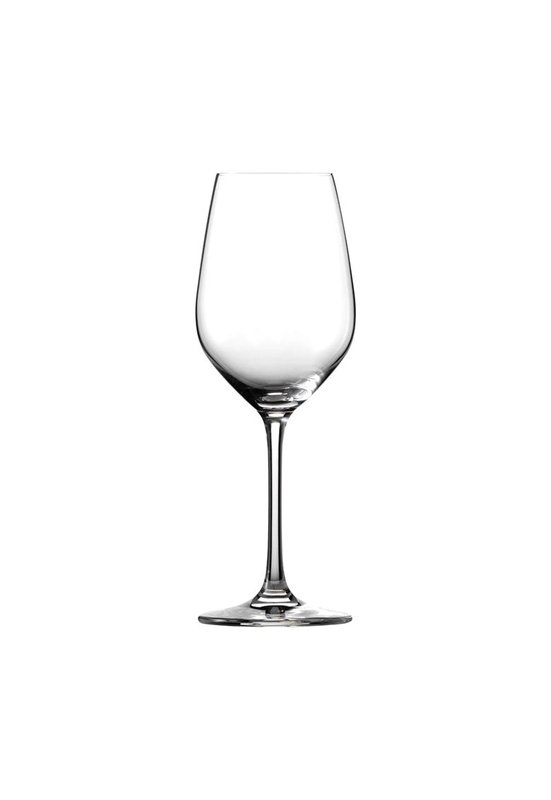 Imagine 6 Pahare Vin Alb 279 Ml - Vina Din Cristal
