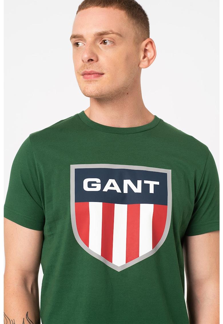 Gant Tricou de bumbac cu imprimeu logo