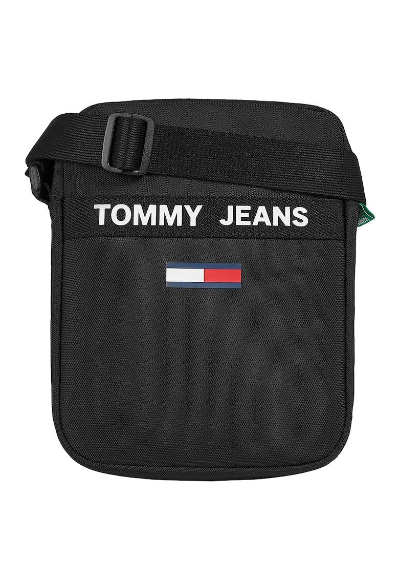 Tommy Jeans Geanta crossbody cu logo supradimensionat