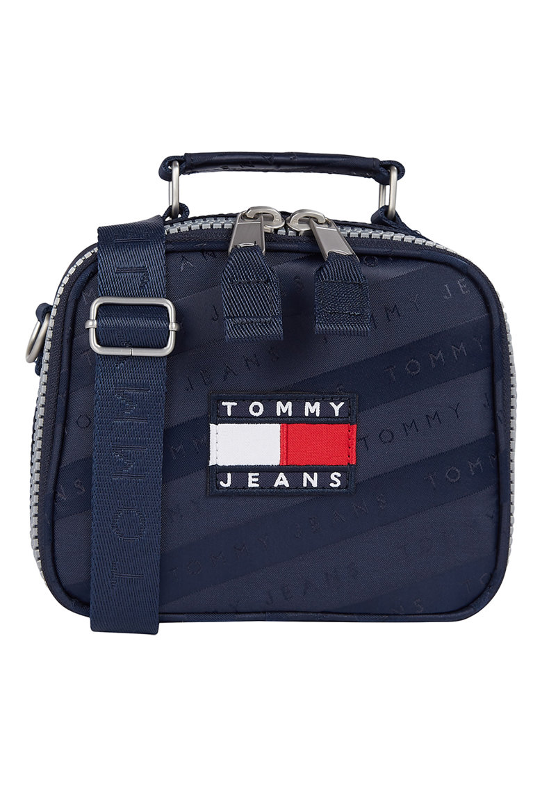 Tommy Jeans Geanta cu model si bareta detasabila