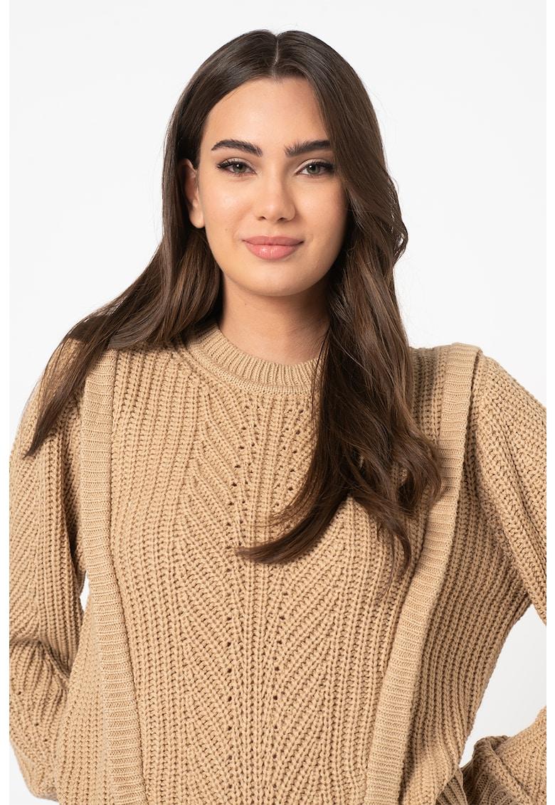 Pulover tricotat fin Hanna