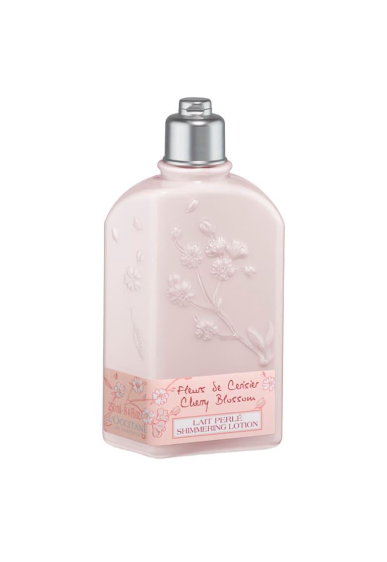 Lapte de corp L'Occitane Cherry Blossom - 250 ml