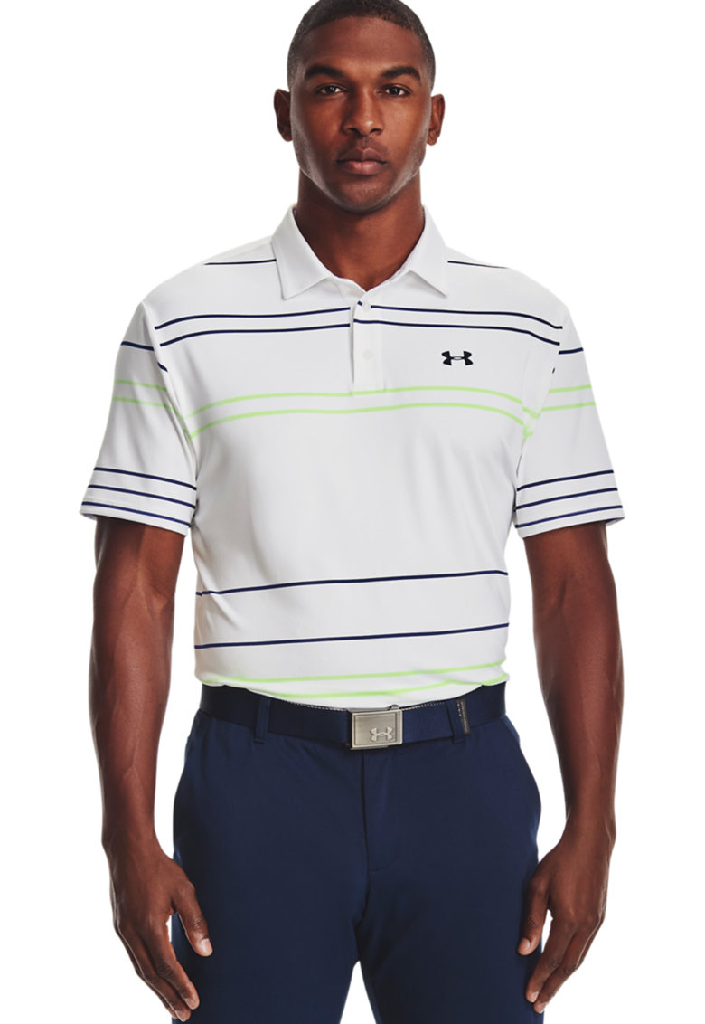 Tricou polo cu dungi - pentru golf Playoff