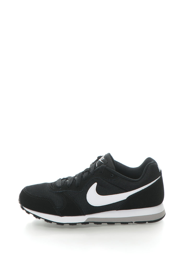 Pantofi sport de piele si material textil MD Runner 2 Nike