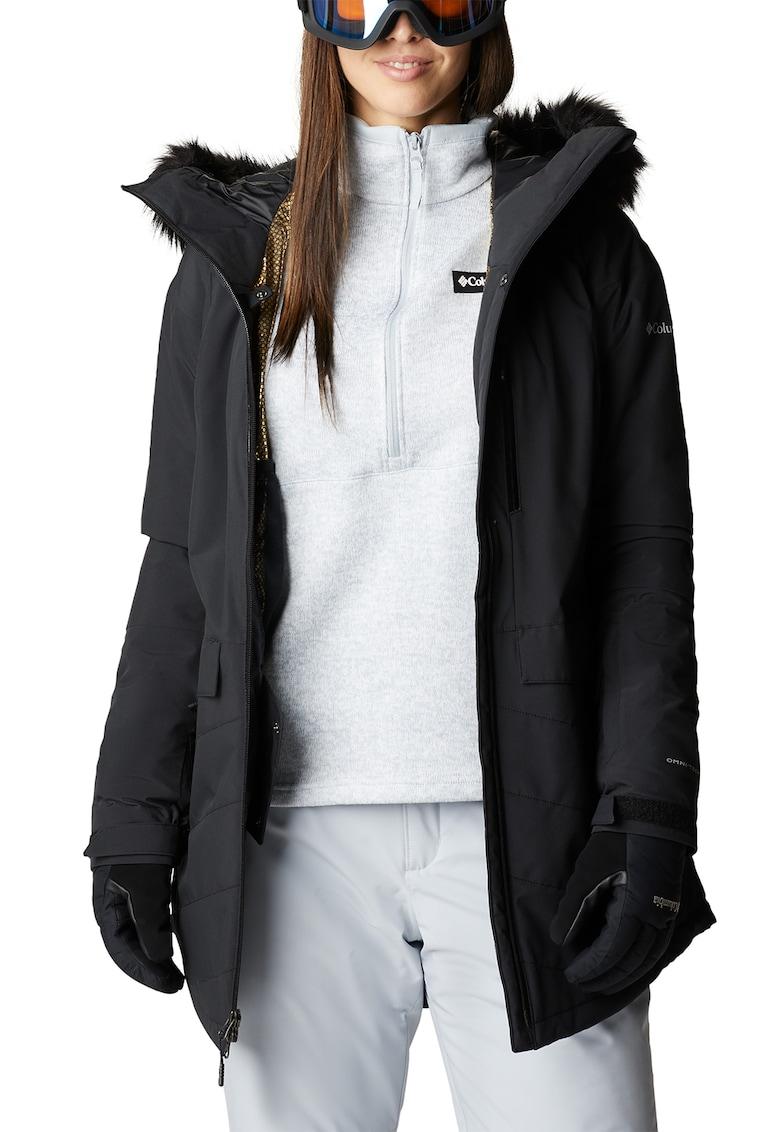 Jacheta cu izolatie si terminatie asimetrica - pentru schi Mount Bindo II
