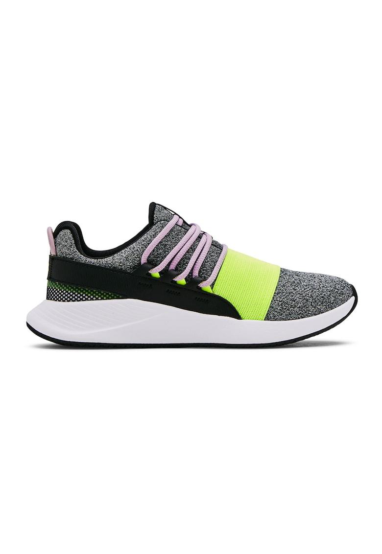 Pantofi sport din material textil Breathe Lace