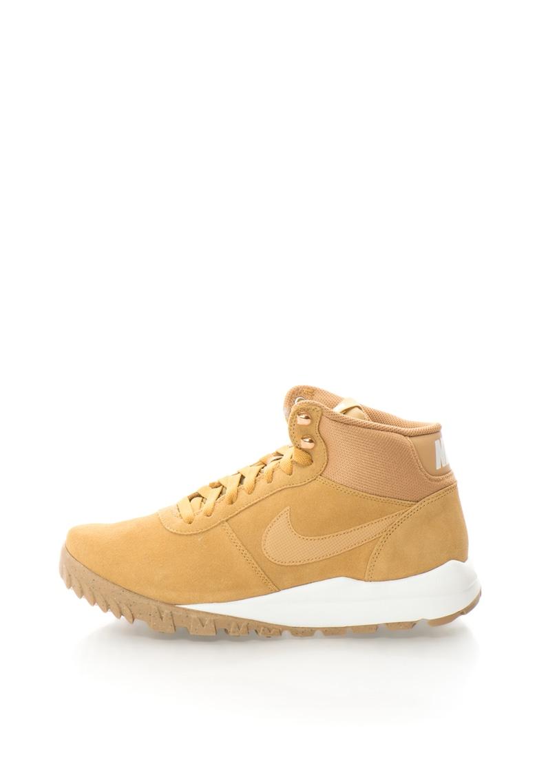Nike Ghete de piele intoarsa Hoodland
