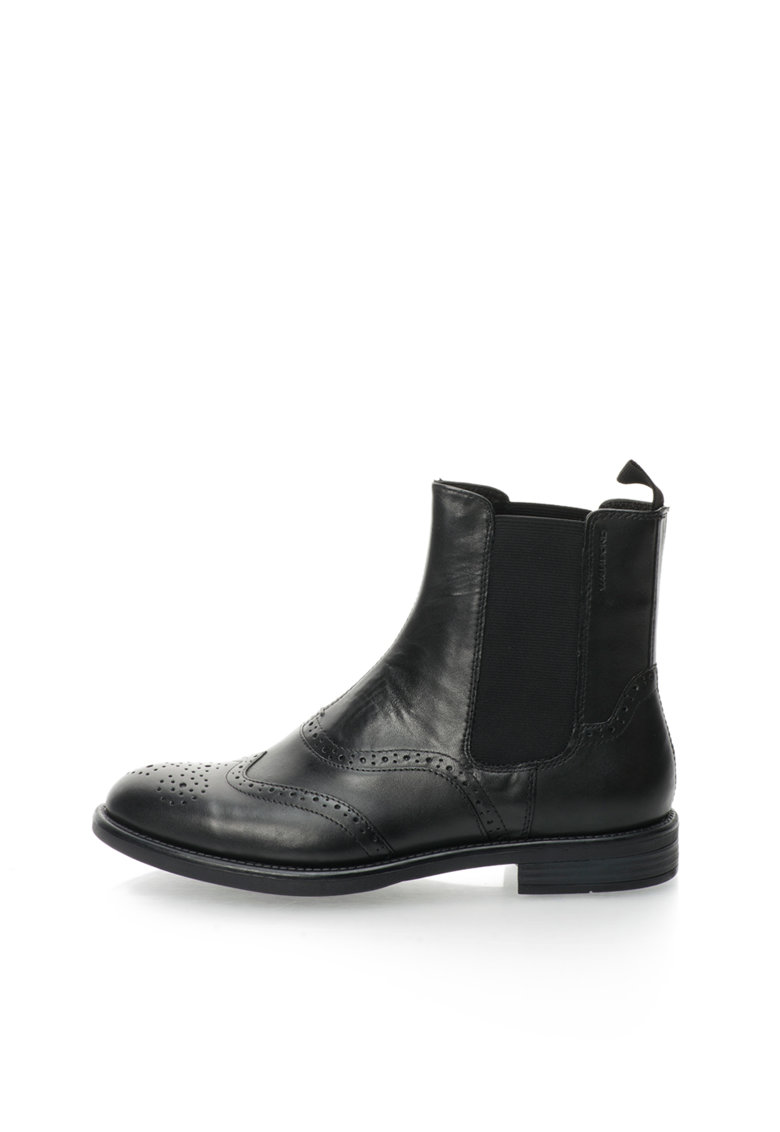 Ghete Chelsea de piele Vagabond Shoemakers