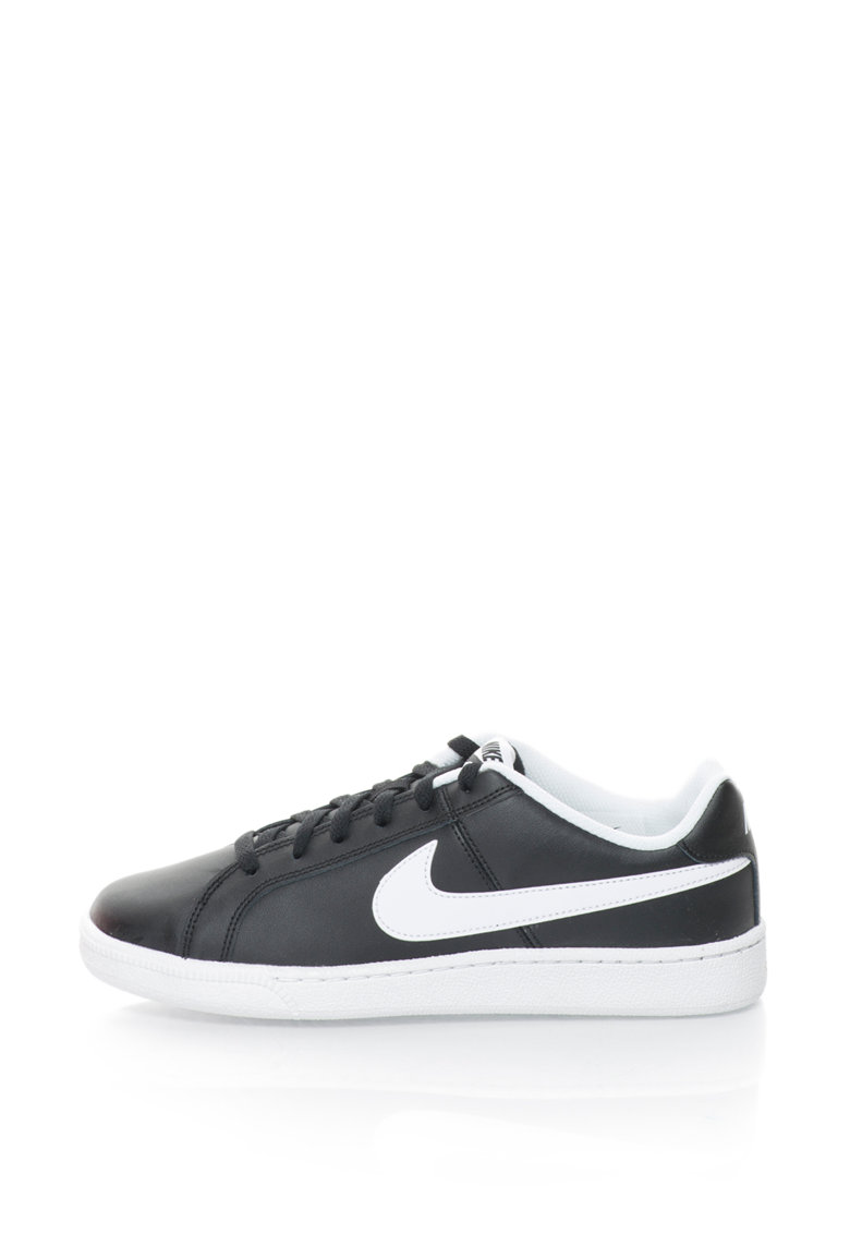 Nike Pantofi sport cu logo si garnituri de piele Court Royal