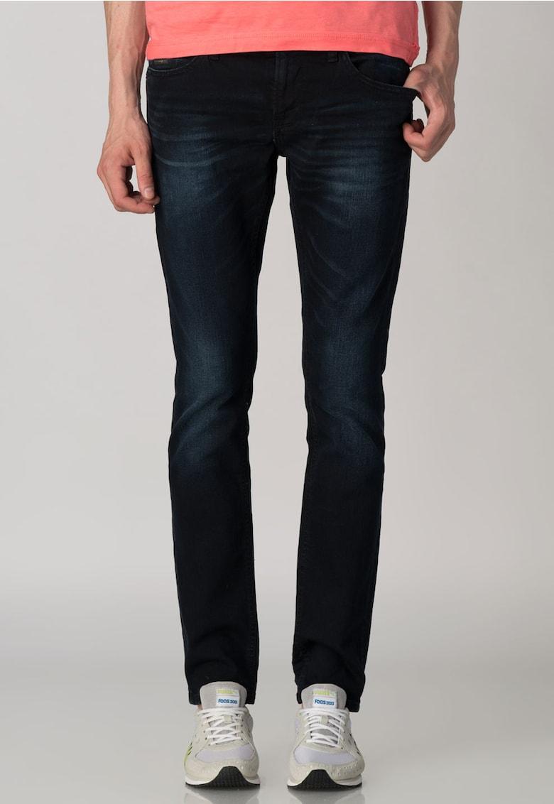 Jeansi skinny albastru ultramarin Cirrus