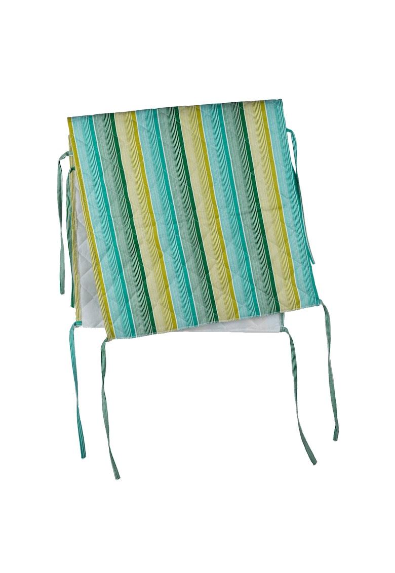 Husa spatar scaun  bumbac – 47×100 cm – Dungi Verzi de la Heinner Home