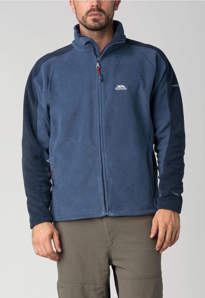 Bluza sport din fleece cu fermoar Acres imagine