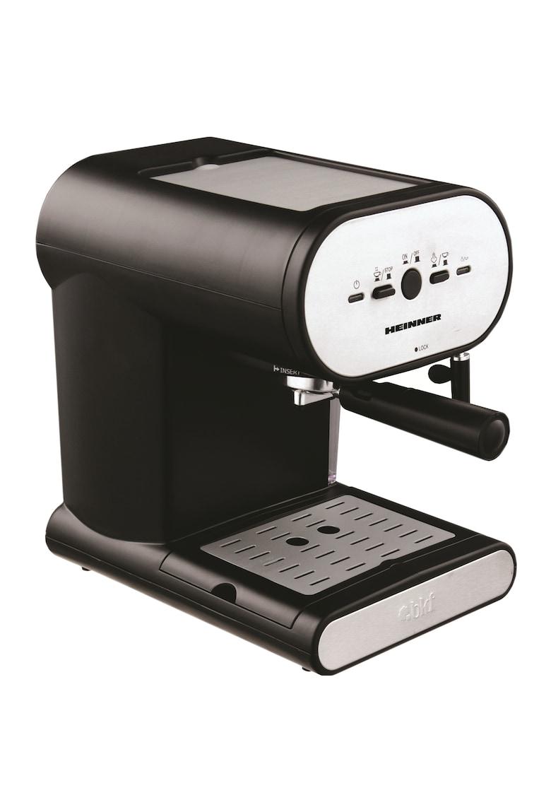 Espressor manual Soft Cream - 1050W - 15 bar - 1l - Negru