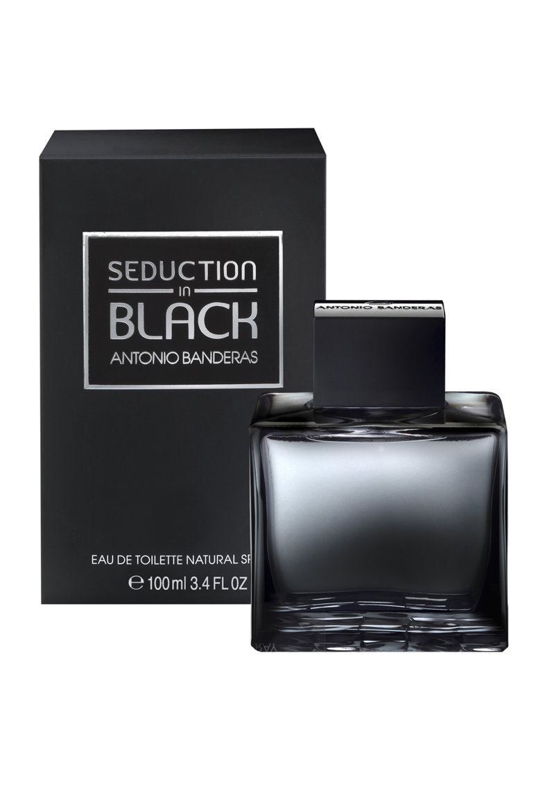 Apa de Toaleta Seduction in Black