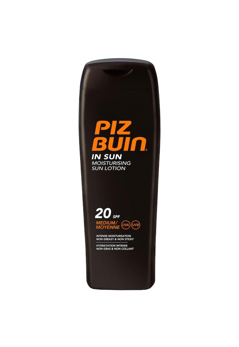 Lotiune de corp pentru protectie solara  In Sun SPF 20 – 200 ml de la Piz Buin