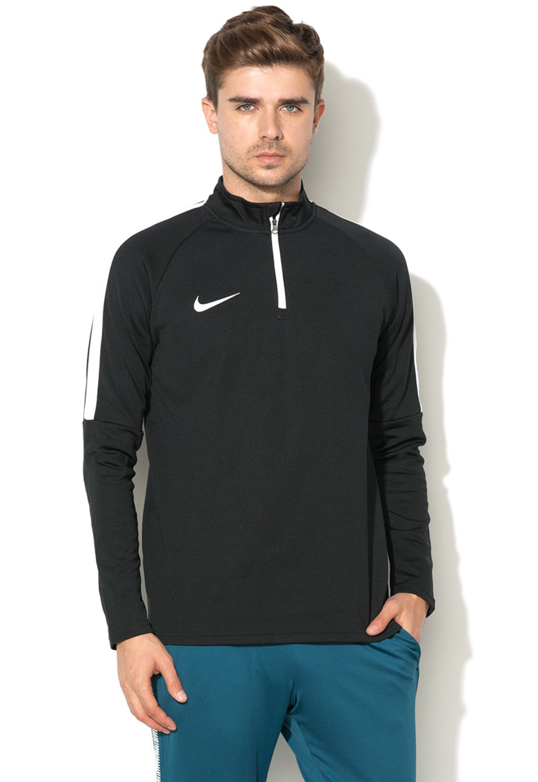 Bluza cu captuseala din fleece pentru fotbal de la Nike