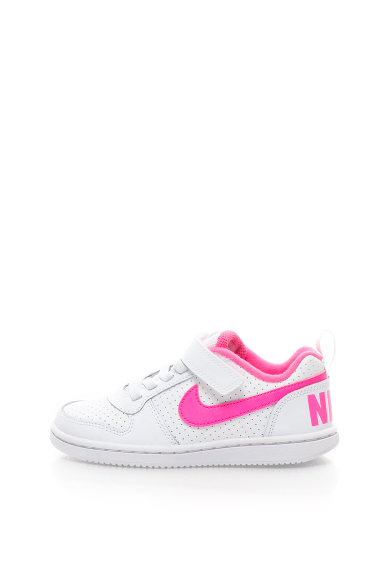 Nike Pantofi sport cu banda velcro Court Borough