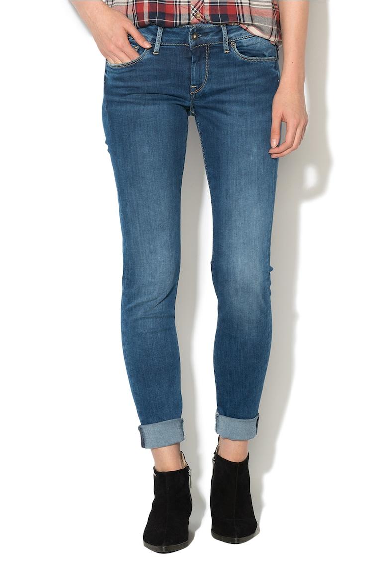 Blugi skinny regular fit Soho de la Pepe Jeans London
