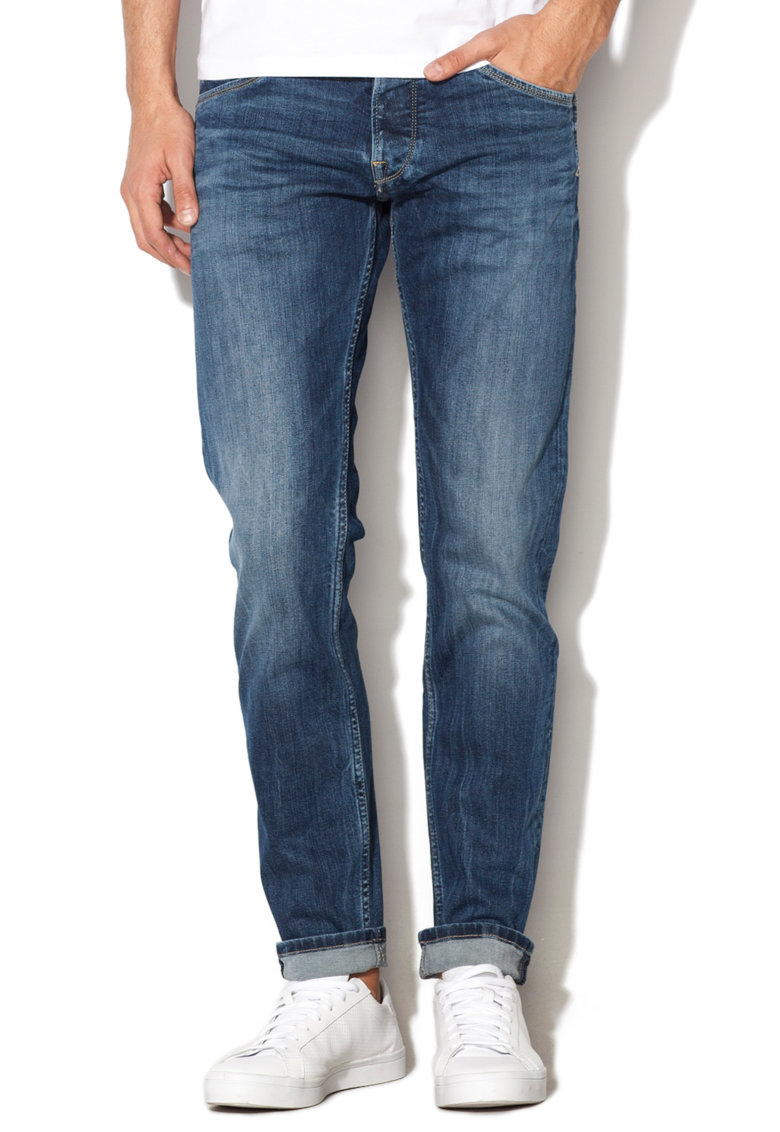 Blugi slim fit Spike Pepe Jeans London