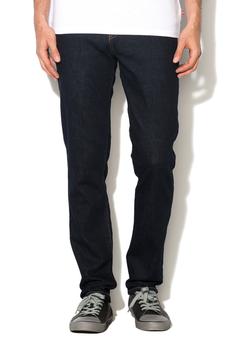 Big Star Jeansi slim fit bleumarin Roger 655