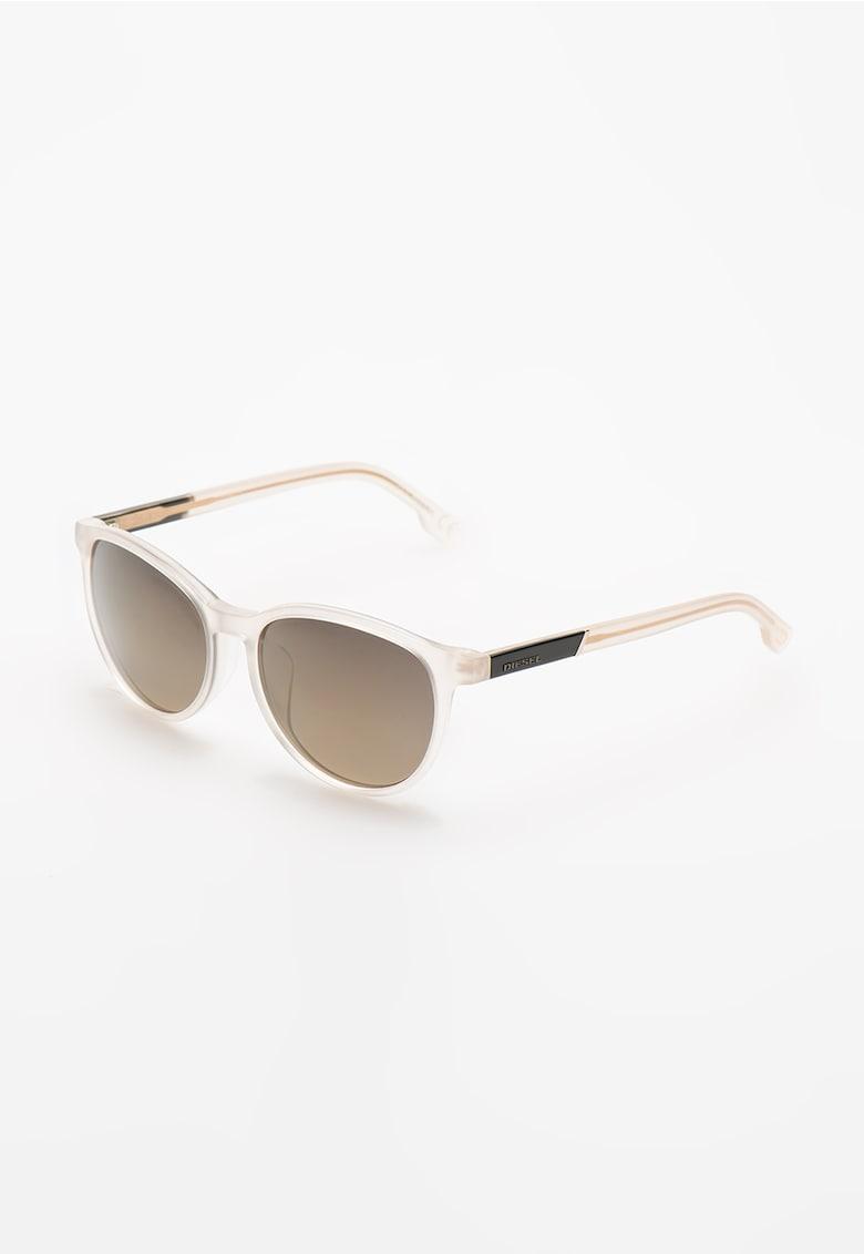 Ochelari de soare rotunzi imagine fashiondays.ro Diesel
