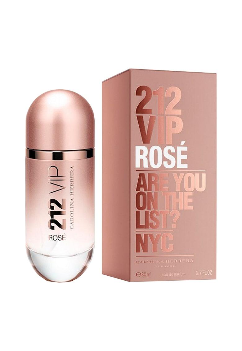 Apa de parfum 212 Vip Rose -Femei - 80 ml