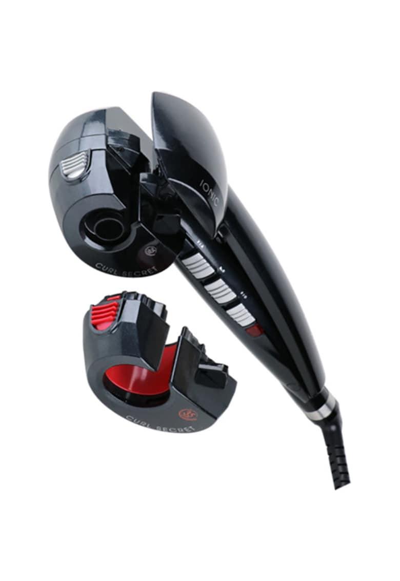 Ondulator   Curl Secret 2 Curl & Volum – 3 trepte – 2 capete – 190-230°C – Negru de la BaByliss