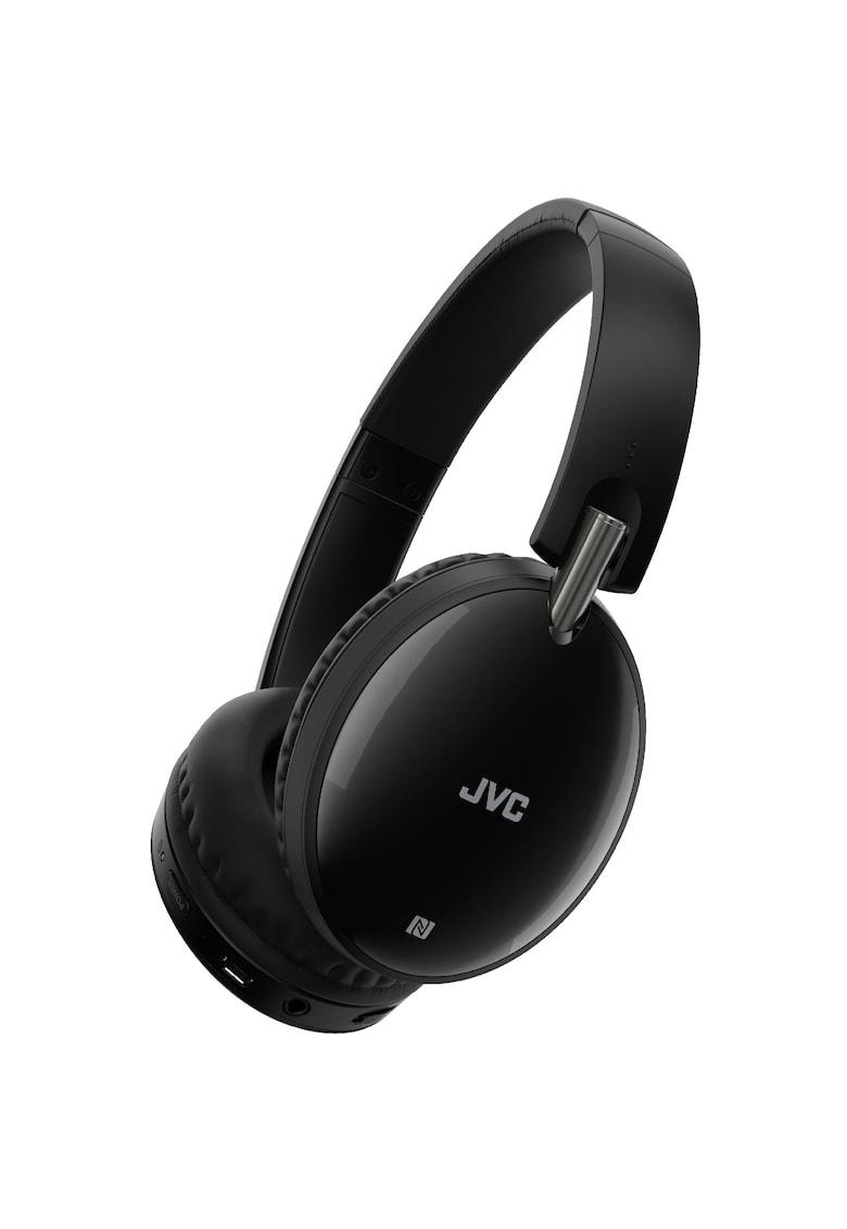 Casti Bluetooth HA-S90BN-BE - tip DJ - Noise Canceling
