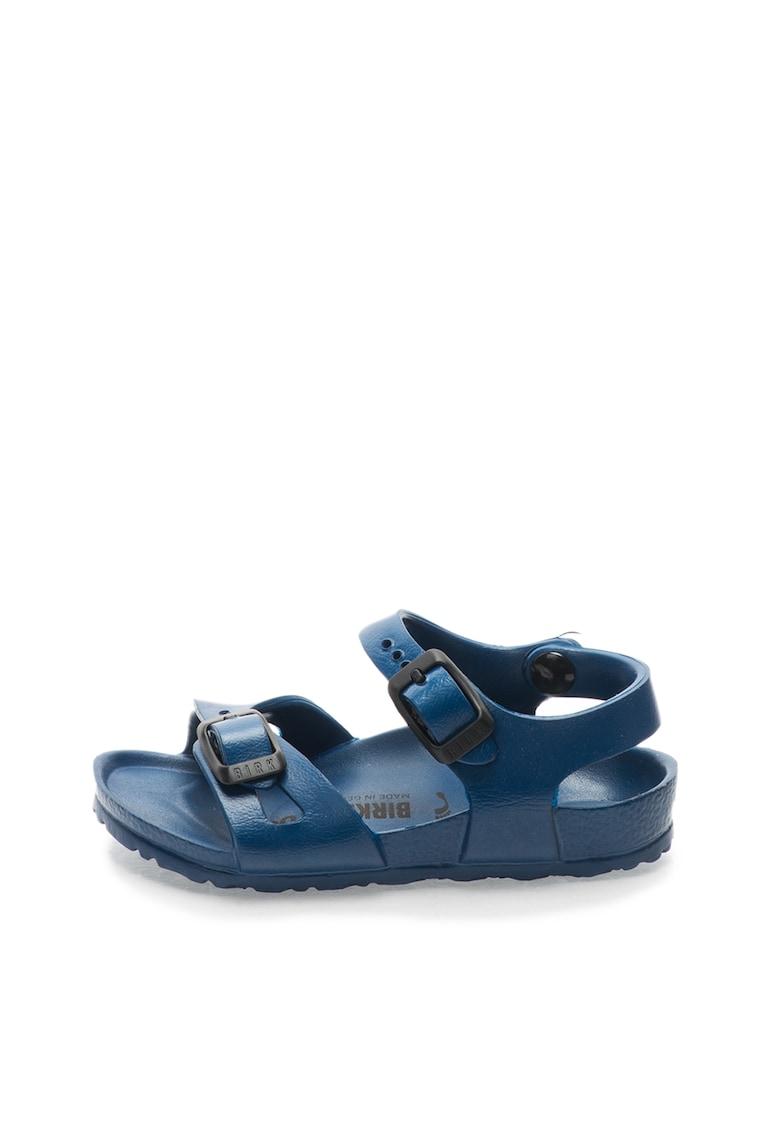 Sandale bleumarin Milano de la Birkenstock