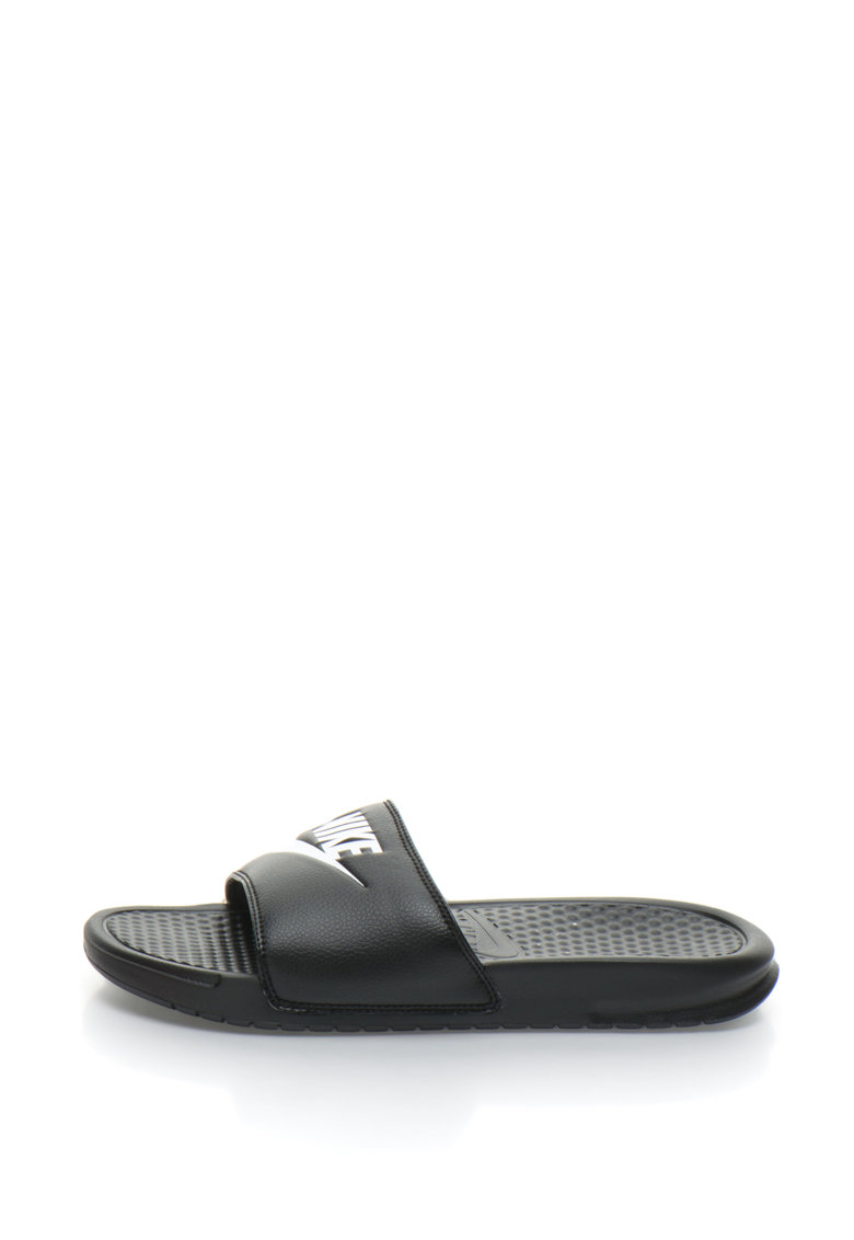 -Papuci cu logo Benassi JDI de la Nike