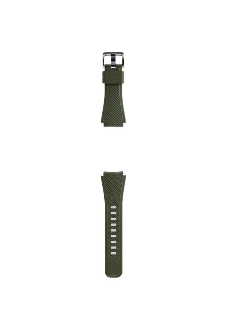 Bratara silicon pentru Gear S3 - Khaki thumbnail