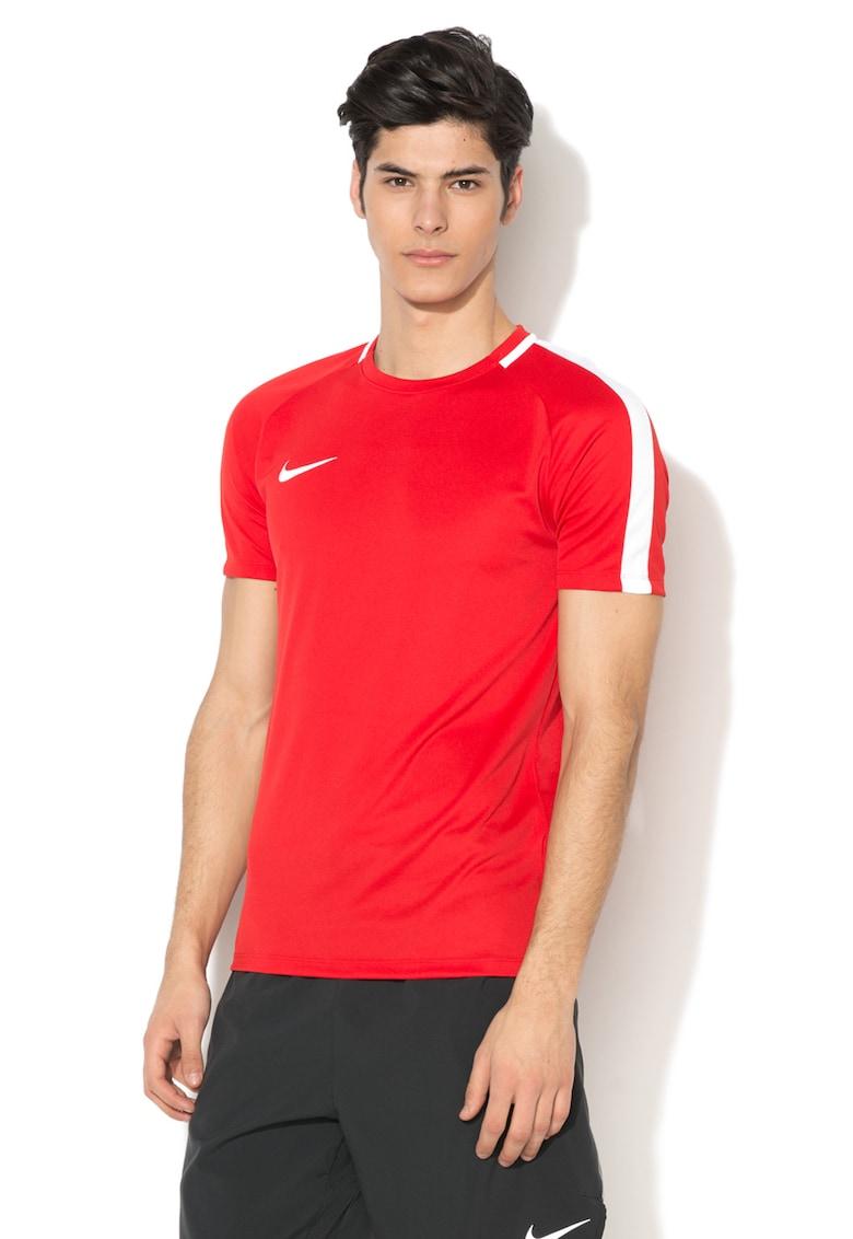 Tricou cu insertii de plasa - pentru fotbal Academy 1