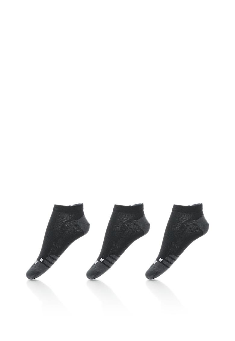 Set de sosete unisex din material usor – pentru fitness Dri-Fit – 3 perechi de la Nike