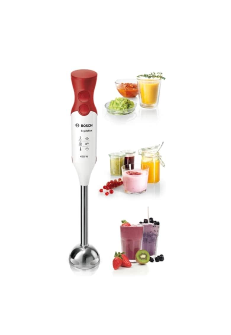 BOSCH Mixer vertical   - 450 W - Rosu/Alb