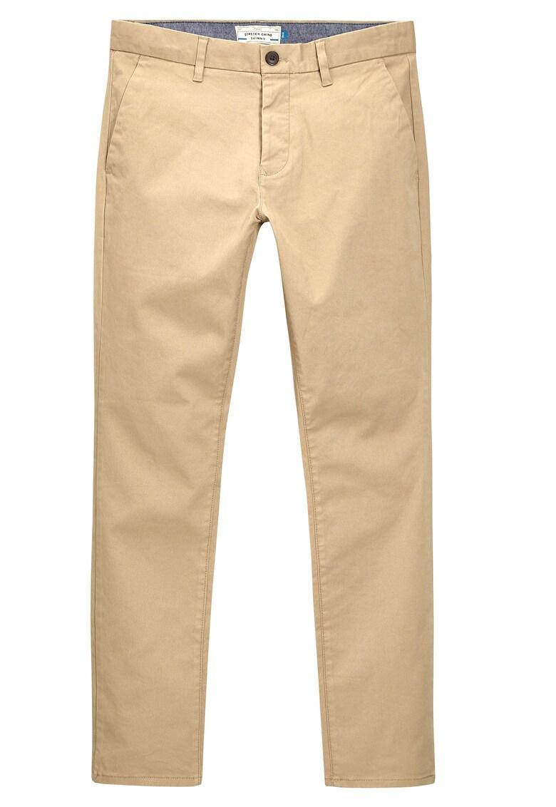 Pantaloni skinny chino fit