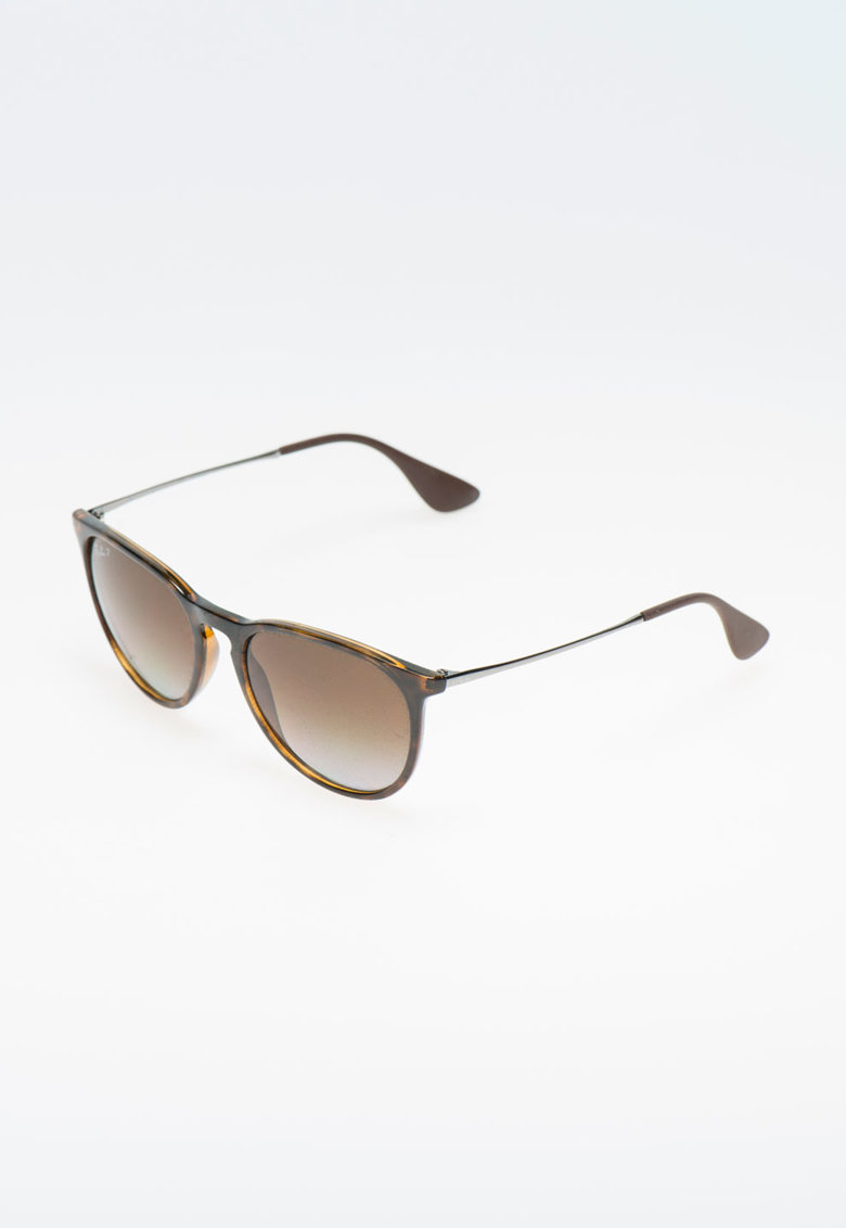 Ochelari de soare maro tortoise cu lentile polarizate imagine fashiondays.ro Ray-Ban