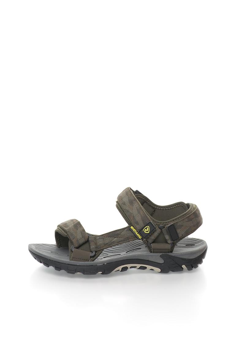 Sandale trekking verde militar Outback thumbnail