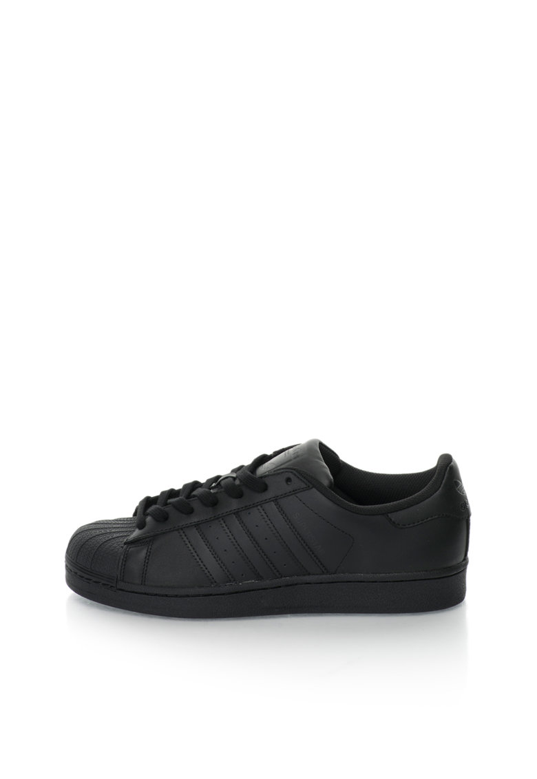 Adidas ORIGINALS Pantofi sport de piele peliculizata Superstar