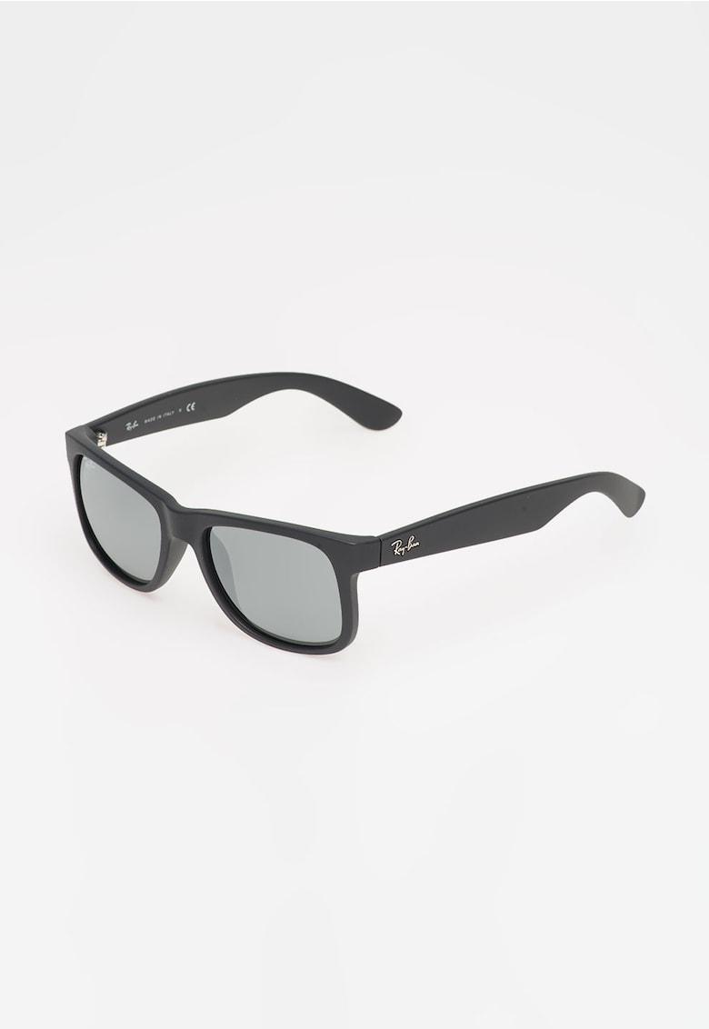 Ochelari de soare negru mat Justin imagine