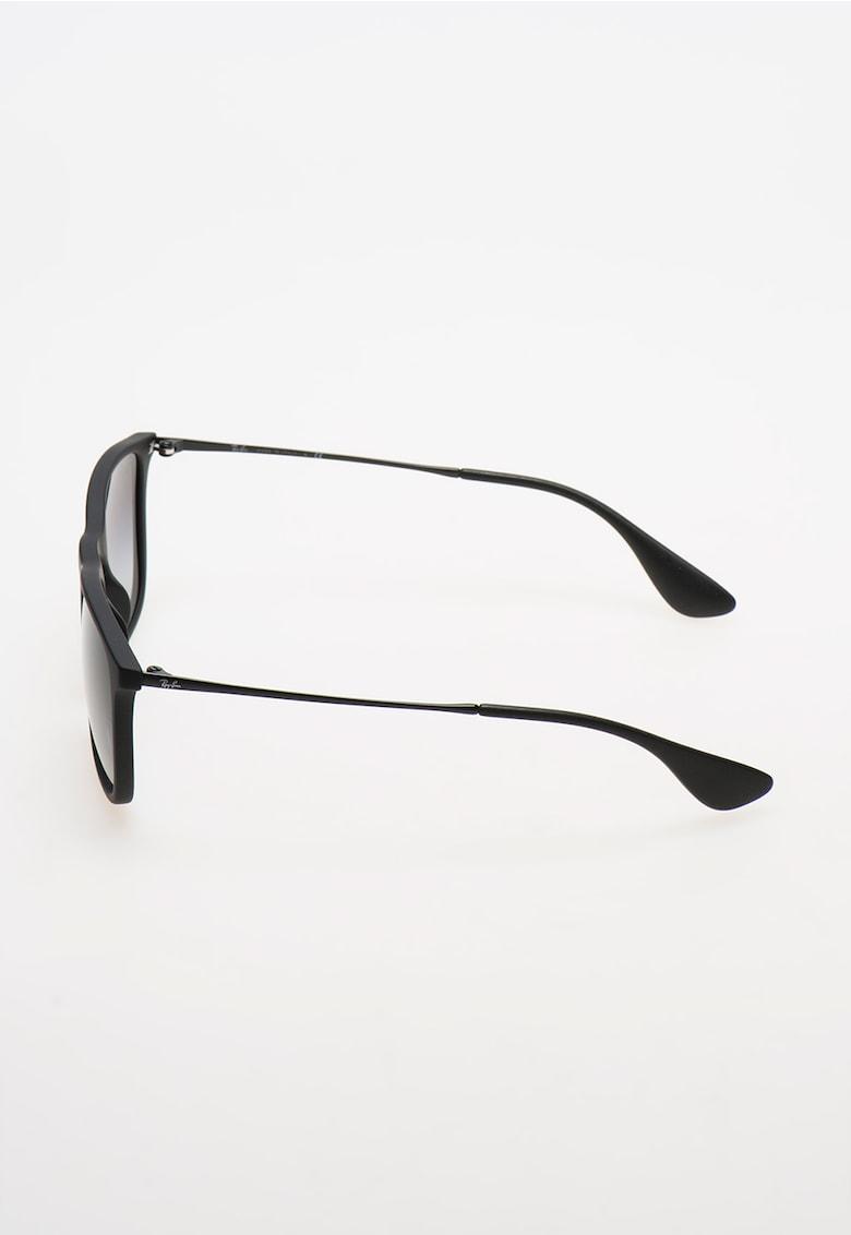 Ochelari de soare negru mat Chris Ray-Ban