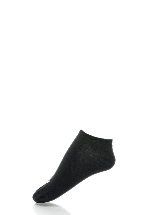 Adidas ORIGINALS Set de sosete scurte negre – 3 perechi