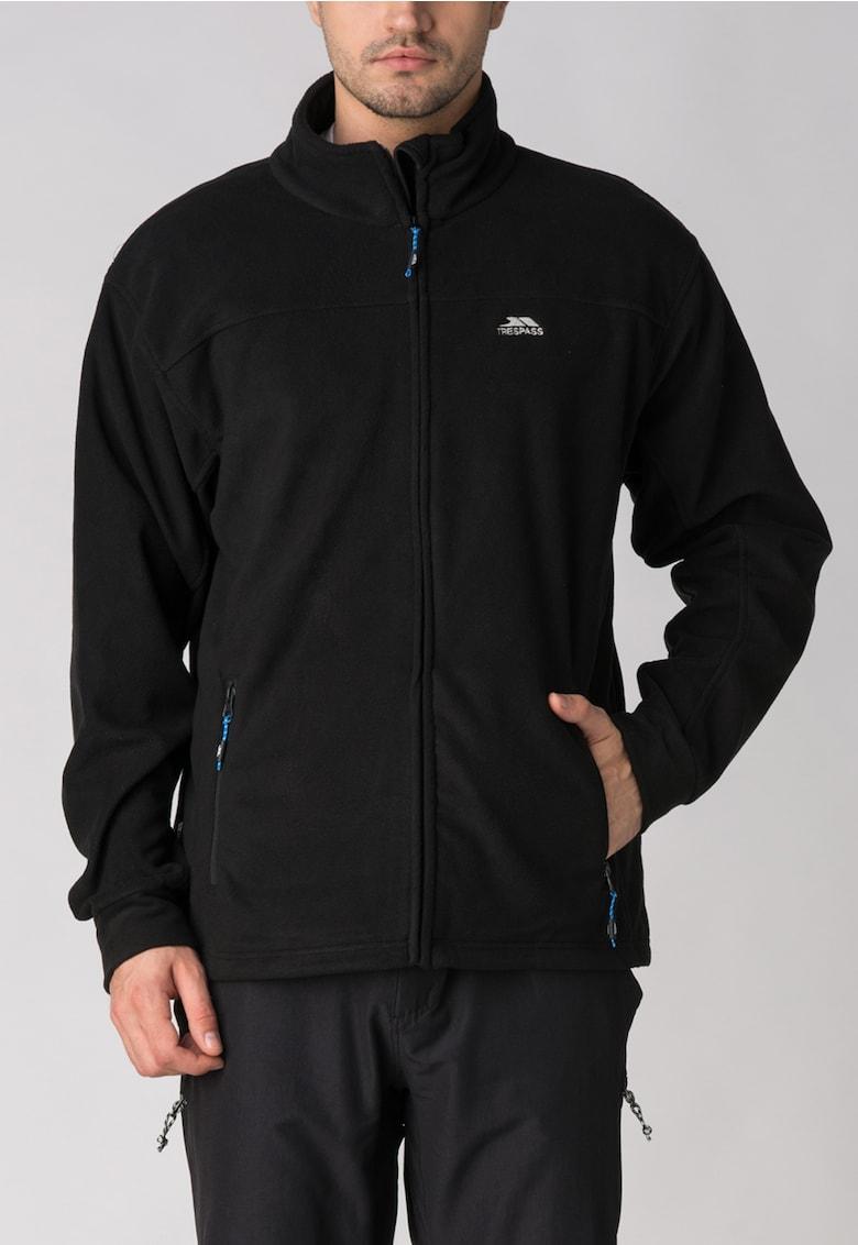 Bluza sport din fleece cu fermoar Bernal poza fashiondays
