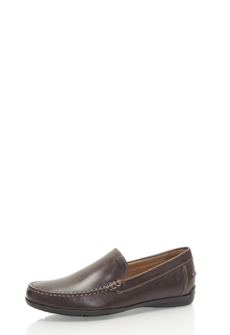 Pantofi loafer din piele Simon