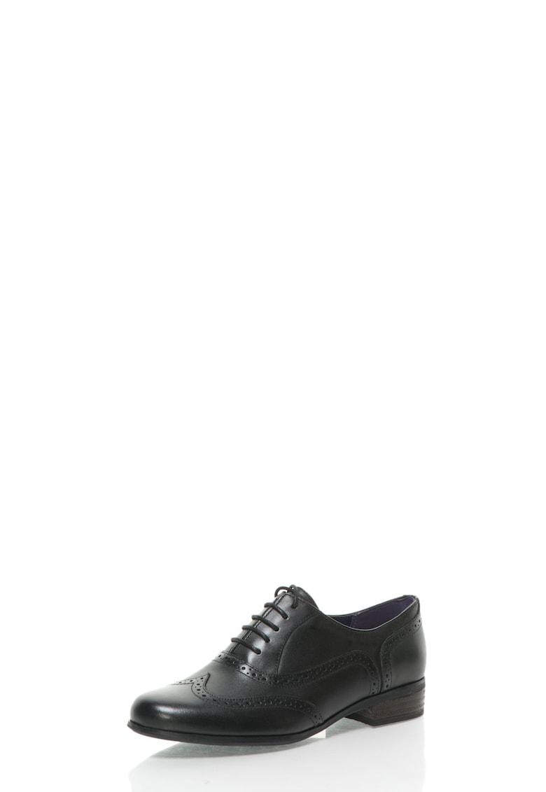 Pantofi brogue din piele Hamble Oak de la Clarks