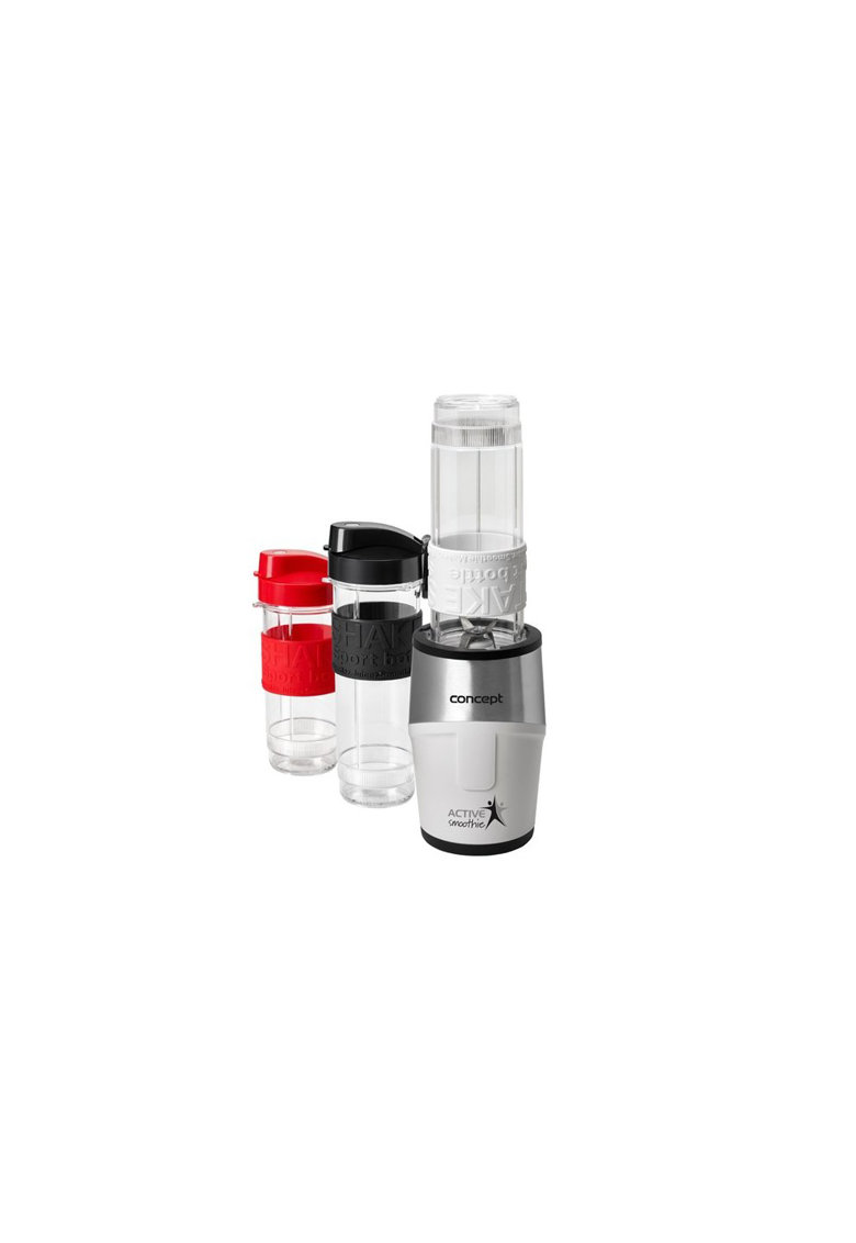 Mini Blender SM-338x - 500 W - - 23000 rpm - Smoothie - 2 recipiente 570 ml - 1 recipient 400 ml - fara BPA poza fashiondays