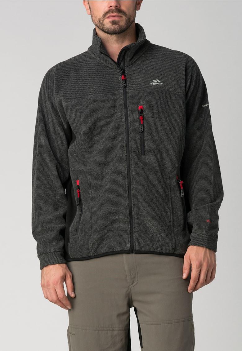 Bluza sport din fleece cu fermoar Jynx imagine