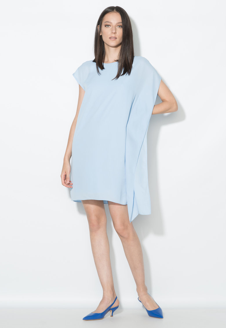 Rochie bleu de la Zee Lane Collection
