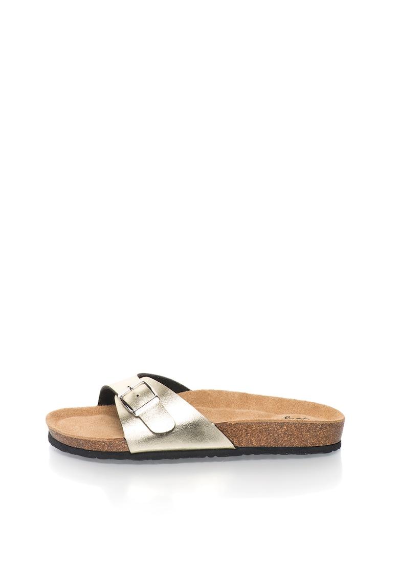 Papuci aurii imagine fashiondays.ro Australian